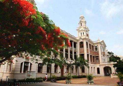 香港大学/资料图片:香港大学