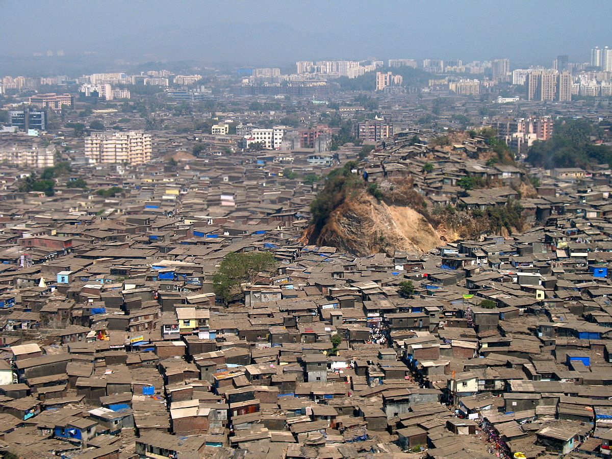 中国贫民窟风景_中国城镇化为何没有贫民窟